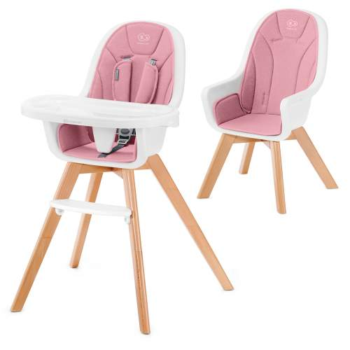 Kinderkraft  2v1 Tixi Pink