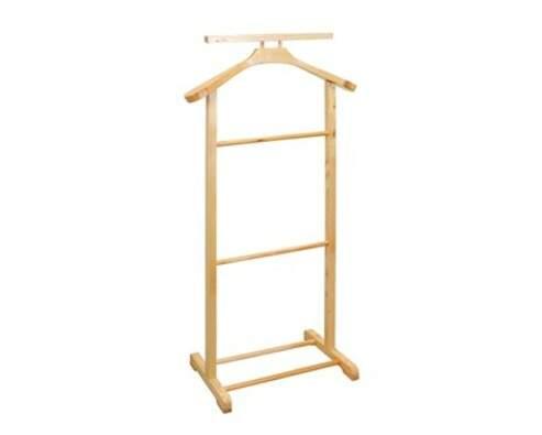 Vetro Němý domácí sluha dřevěný 99 cm, světlý
