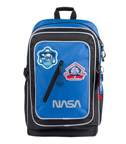 Školní batoh BAAGL Cubic - NASA + gumovací pero Pilot Frixion