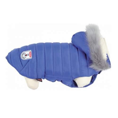 Zolux Obleček prošívaná bunda pro psy URBAN modrá 25cm