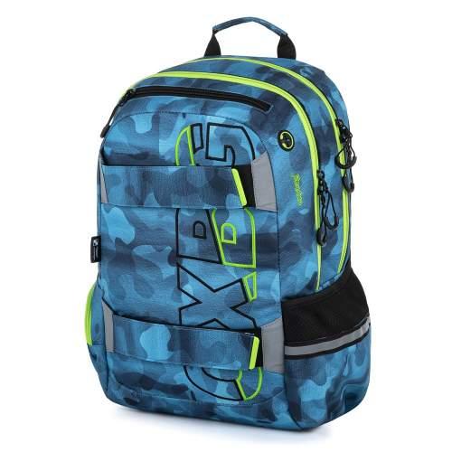 Karton P+P - Studentský batoh Oxy Sport Camo boy
