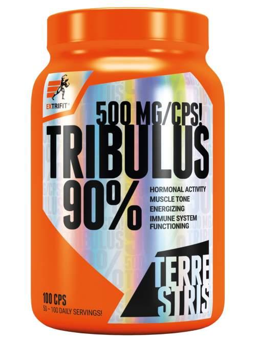 Extrifit Tribulus Terrestris 90% 100 kapslí