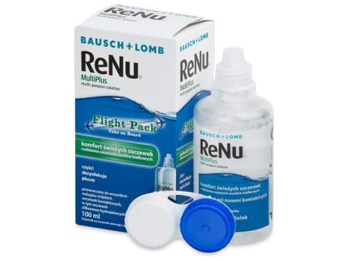 Bausch & Lomb Roztok ReNu MultiPlus Flight Pack 100 ml
