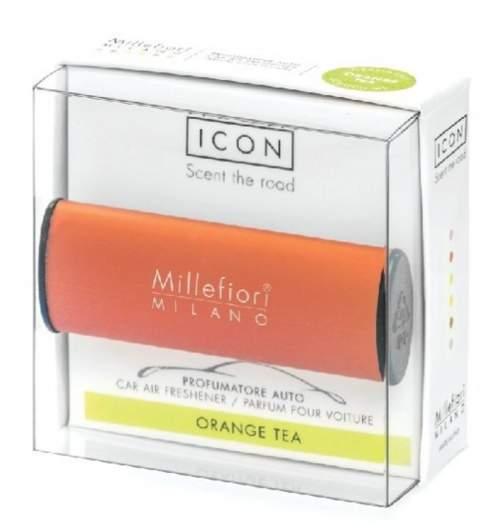 Millefiori Milano - ICON vůně do auta Orange Tea 47g