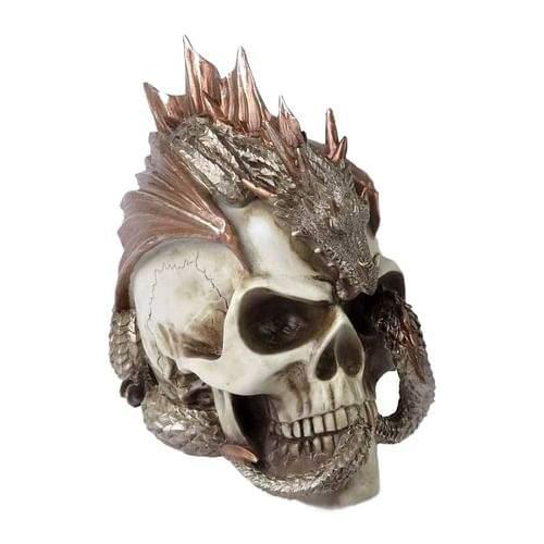 Alchemy Gothic Lebka Pána draků