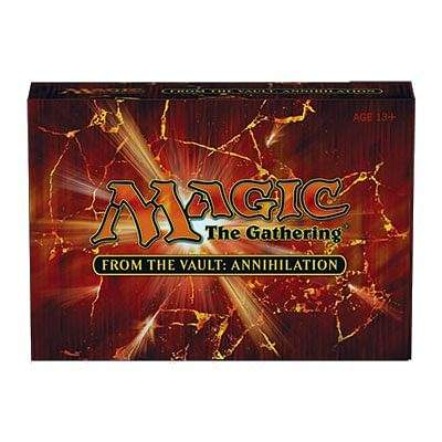 Wizards of the Coast MTG From the Vault Annihilation