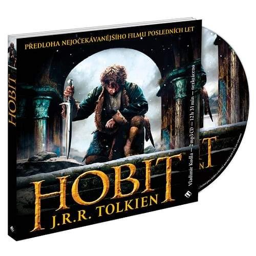 J. R. R. Tolkien: Hobit (audiokniha)