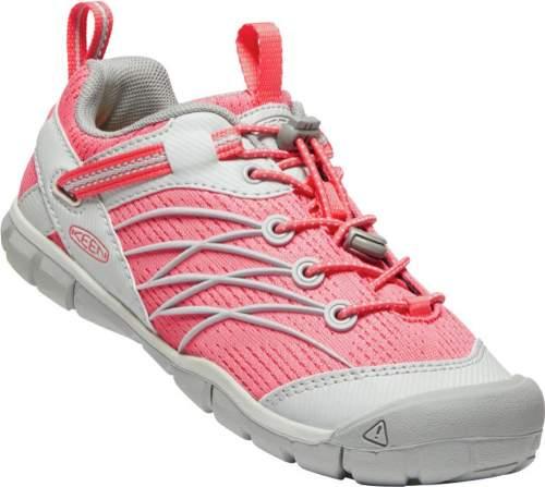 KEEN CHANDLER CNX YOUTH Dětská volnočasová obuv 10011456KEN01 drizzle/dubarry 4(37)
