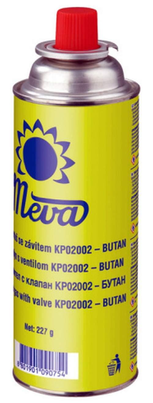 MEVA KP02002 Plynová kartuše s ventilem 227g