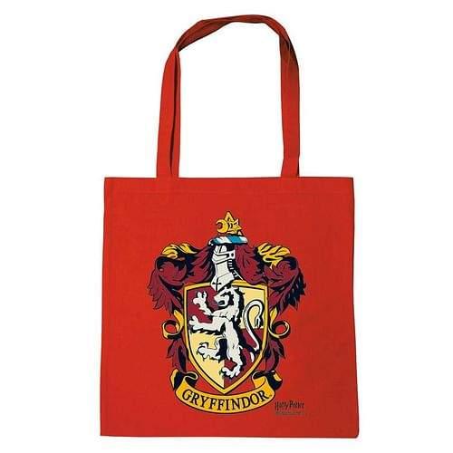 Logoshirt Nákupní taška Harry Potter - Znak Nebelvíru