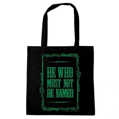 Logoshirt Harry Potter He Who Must Not Be Named