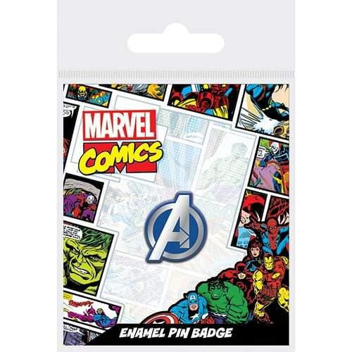 Pyramid International Odznak Avengers - Logo