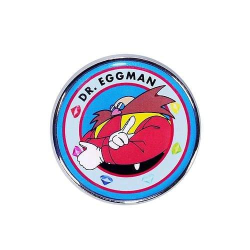 Half Moon Bay Odznak Sonic The Hedgehog - Eggman