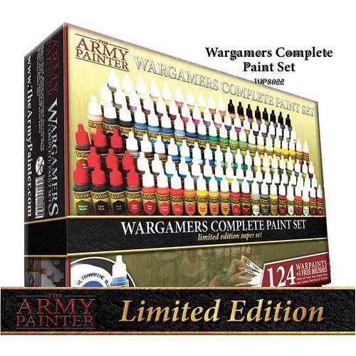 Army Painter Complete Warpaints Set (limitovaná edice)