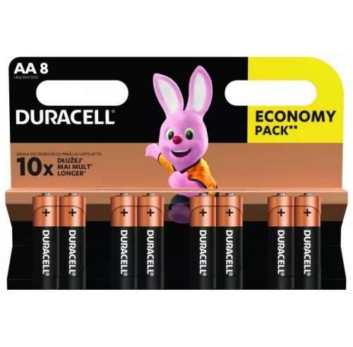 DURACELL - Basic AA 8 ks - 42303