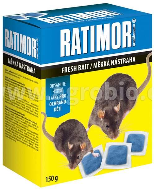AgroBio Ratimor-měkká nástraha 150 g krab.