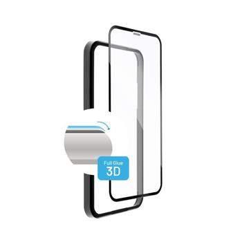 FIXED 3D Full-Cover s aplikátorem pro Apple iPhone 12/12 Pro