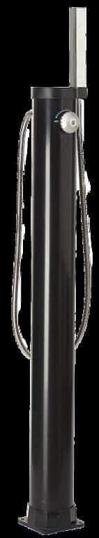 Marimex Sprcha solární 8 l  - černá